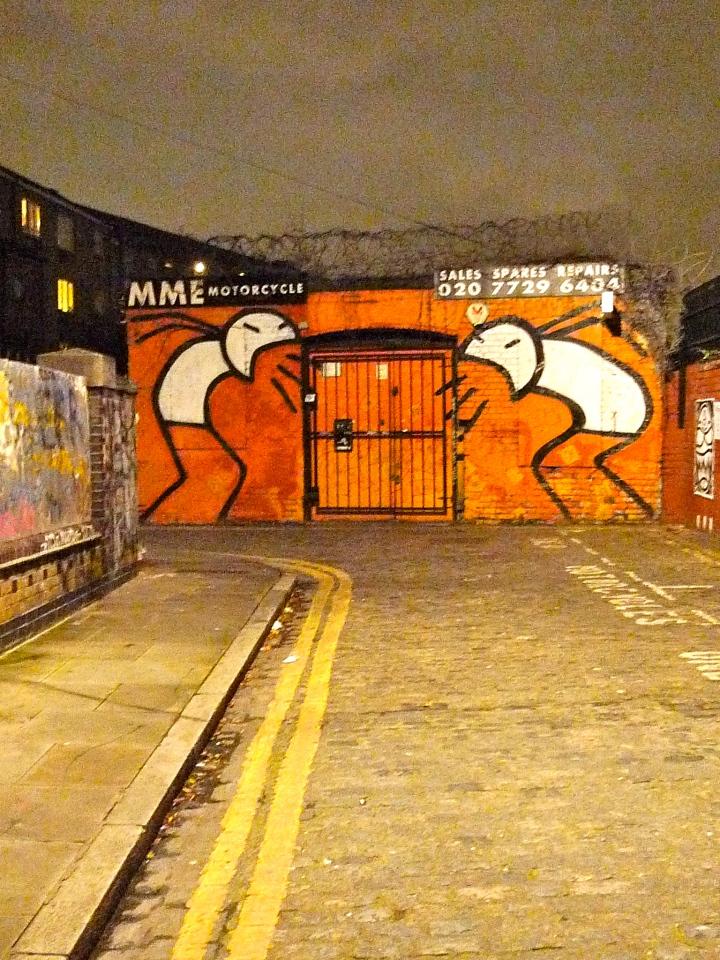 image of Graffiti Grimsby St