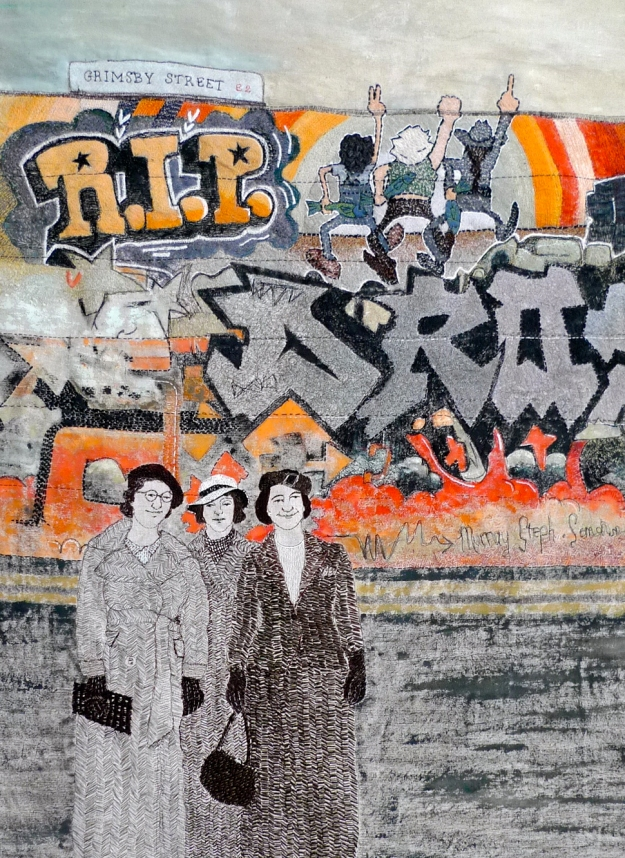 image of RIP Grimsby St E2
