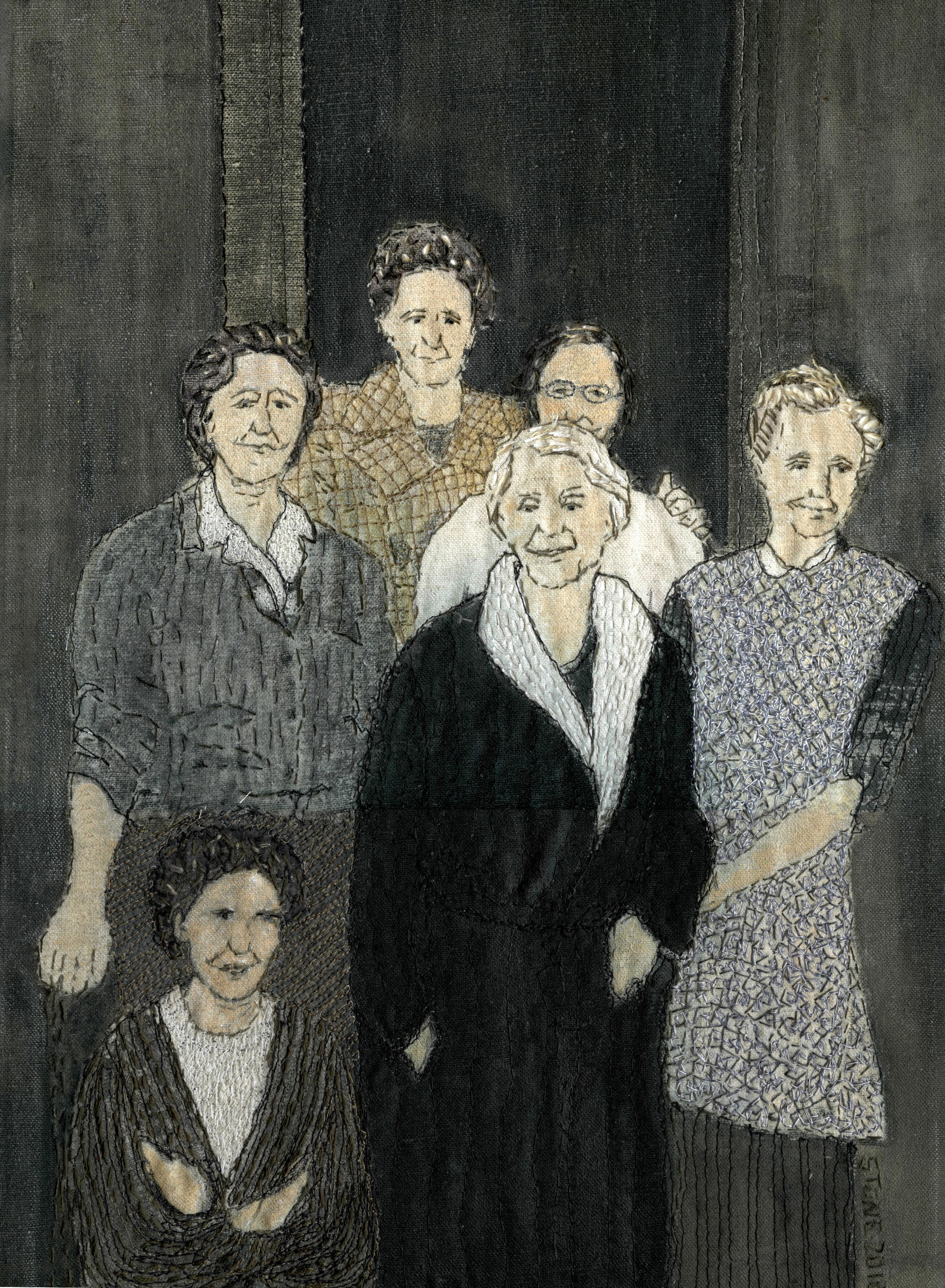 Beryl's Gran & Friends