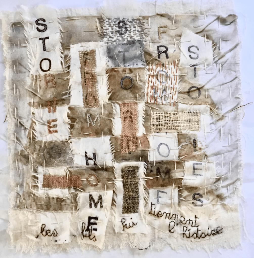 work by Marie Haas